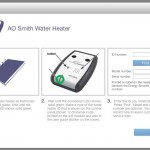 AO Smith Water Heater Instructions