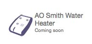 AO Smith Water Heater Coming Soon