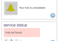 Hub Not Found